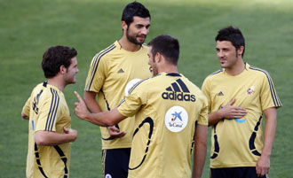 El Valencia ha pasado de ser la base de la selecci�n a no aportar ning�n jugador