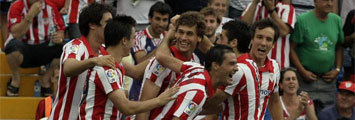 H�rcules 0-1 Athletic