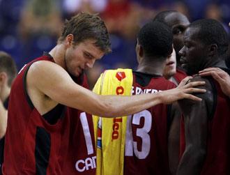 Canad� roz� la sorpresa ante Lituania