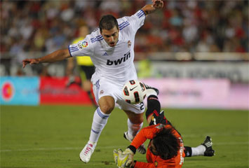 Mallorca 0-0 Real Madrid