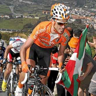 Intxausti es una de las perlas del ciclismo espa�ol