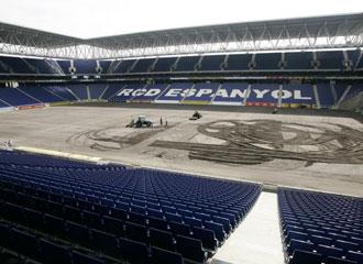 Muchos aficionados pidieron que el nuevo estadio del Espanyol llevar� el nombre del capit�n fallecido, Dani Jarque.