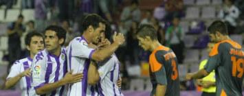 Valladolid 5-3 Las Palmas