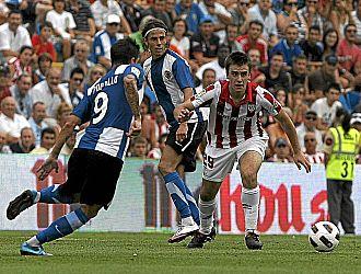 Aurtenetxe tuvo una notable actuaci�n en el debut liguero en Alicante