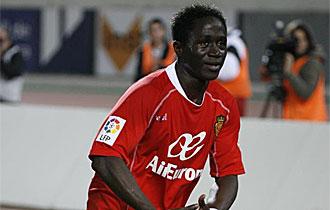 Keita jugar� un a�o en Segunda divisi�n.