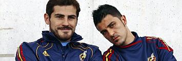 Casillas y Villa