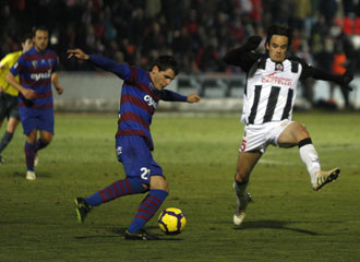 Echaide volver� a jugar con el Huesca