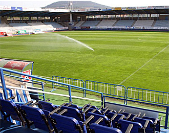 Imagen del estadio de El Toral�n