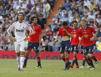 Osasuna espera repetir actuaci�n en Madrid