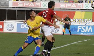 El inicio de Las Palmas en la Liga es esperanzador