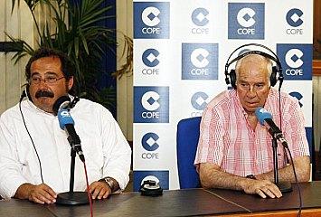 Enrique Ortego y Luis Aragon�s