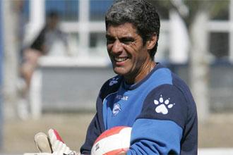 Roberto Bonano, en una imagen de archivo