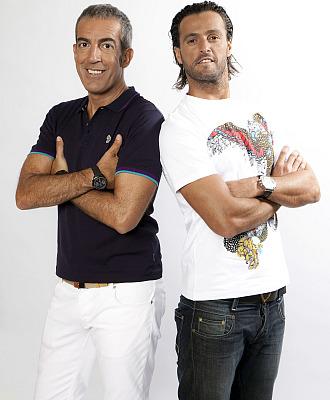Patxi Alonso y Kiko Narv�ez ser�n los encargados de dirigir el nuevo programa �Futboleros�.