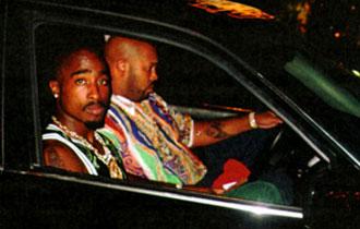 Shakur dejando el combate de Tyson 20 minutos antes de ser tiroteado. Nunca llegó a la fiesta a la que le invitó el boxeador
