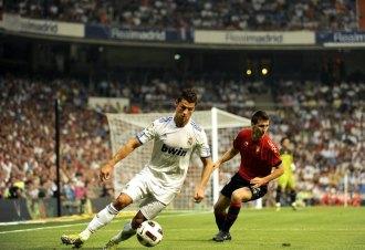 Imagen del Real Madrid-Osasuna