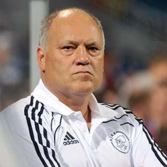 Jol, entrenador del Ajax