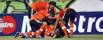 Bursaspor 0-4 Valencia