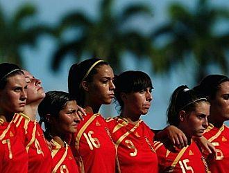 Las jugadoras de la selecci�n sub 17 afrontan ante Brasil el partido m�s importante de su carrera