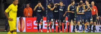 Dinamo 2-0 Villarreal