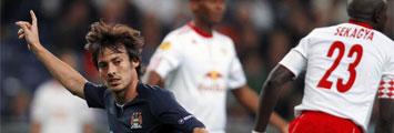 Silva se estrena con el City
