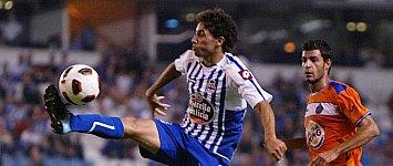 Deportivo 2-2 Getafe