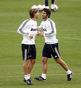 Canales ser� baja tres semanas en el Real Madrid,