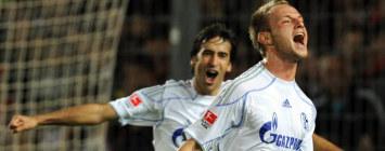 Friburgo 1-2 Schalke 04