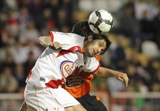 Aganzo no ser� de la partida ante el Huesca
