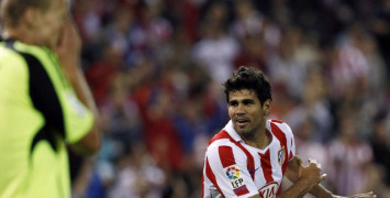 Atl�tico 1-0 Zaragoza