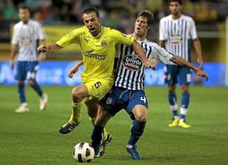 El Villarreal gan� su �ltimo partido ante el Deportivo