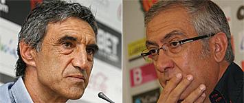 Antonio �lvarez y Gregorio Manzano