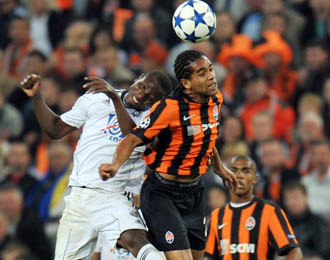 El Shakhtar Donest se impuso, por 1-0, en la primera jornada de la Liga de Campeones al Partiz�n de Belgrado.
