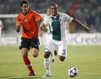 El Bursaspor perdi� en casa en la primera jornada de la Champions ante el Valencia.
