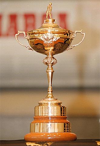 La Ryder Cup por la que luchan Europa y EE.UU.
