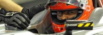 Brawn y Schumacher