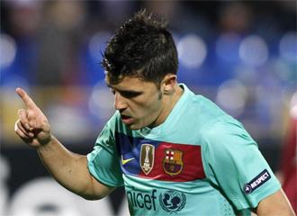 Villa celebra el 1-1