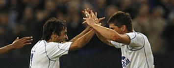 Schalke 2-0 Benfica