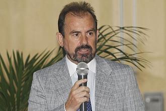 �ngel Torres, presidente del Getafe