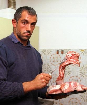David Martínez y el cerdo engordado con nandrolona.