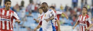 Zaragoza 2-2 Sporting