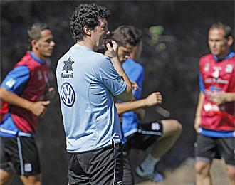Mandi� no podr� sentarse en el banquillo del Tenerife en su pr�ximo partido