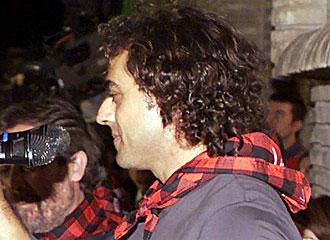 El jaqu�s Carlos Pauner habla en un acto