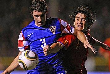 Espa�a 2-1 Croacia