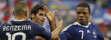 Francia 2-0 Ruman�a