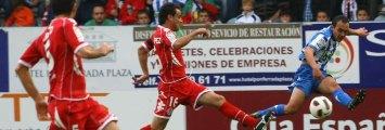 Ponferradina 1-1 Valladolid