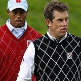 Tiger y Westwood