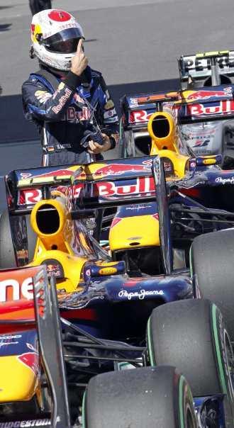 Vettel celerba su 'pole' en Suzuka
