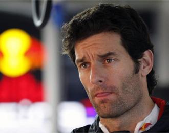 Webber, satisfecho tras mantener el liderato en Suzuka