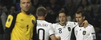 Kazajist�n 0-3 Alemania