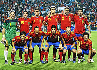 La Roja dar� nombre a un estadio en Asturias.